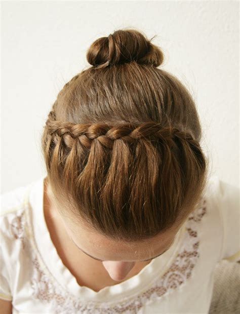 Do It Yourself - Trendy Braided Hairstyle