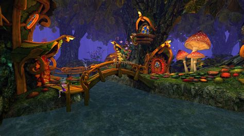 Download Fairy Forest 3D Screensaver 1