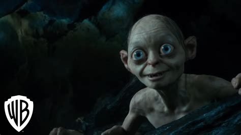 """""""What is it, Precious?"""" - The Hobbit: An Unexpected"""