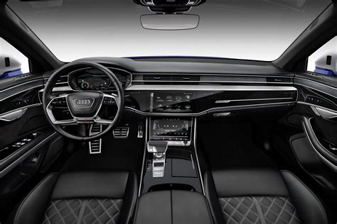 2020 Audi S8 Revealed: A Lesson in Luxury and Power