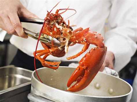 Switzerland Outlaws Boiling Live Lobsters in Revamped