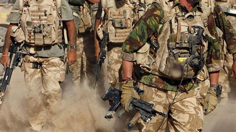 Britain refuses to confirm ISIS attacked special forces