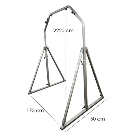 Exercise Your Potential Redcord Floor Stand Portable
