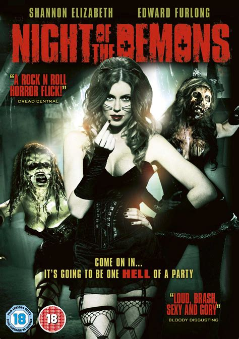 NIGHT OF THE DEMONS is coming to cinemas September 17th   HNN
