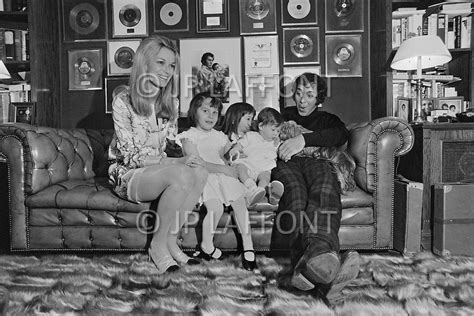 Paul Anka and Family at Home in New Jersey | Jean Pierre