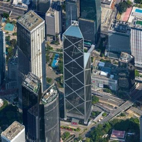 'Bank of China Tower' by I