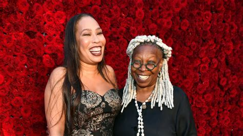 Alex Martin: What Whoopi Goldberg's daughter is up to