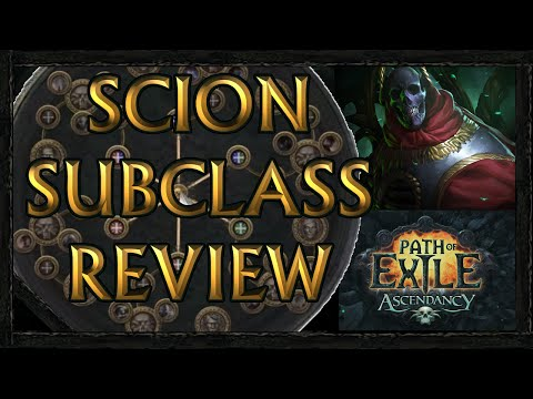 Forum - Gameplay Help and Discussion - Scion Ascendancy