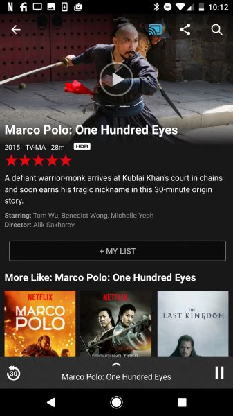 How to Find Netflix 4K HDR Content to Play on Your
