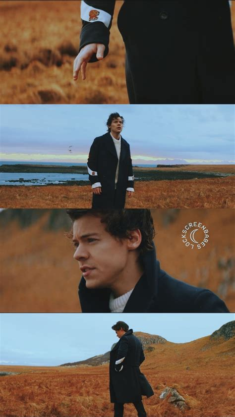 harry styles // sign of the times lockscreen by