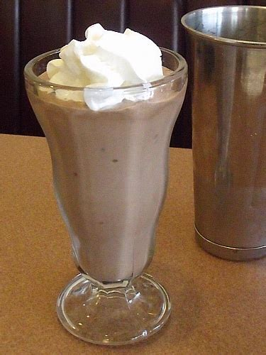 Chocolate Shake from In-n-Out Burger | Nurtrition & Price