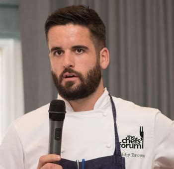 Chef of the Week: Bobby Brown, Head Chef at The Kentish