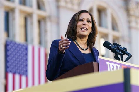 Harris unveils California endorsements in home state show