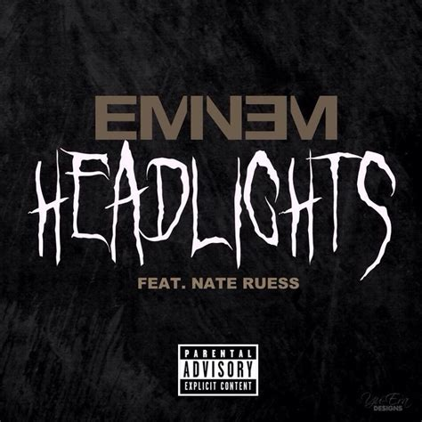 Concave Brand Tracking - Eminem Headlights Video Features