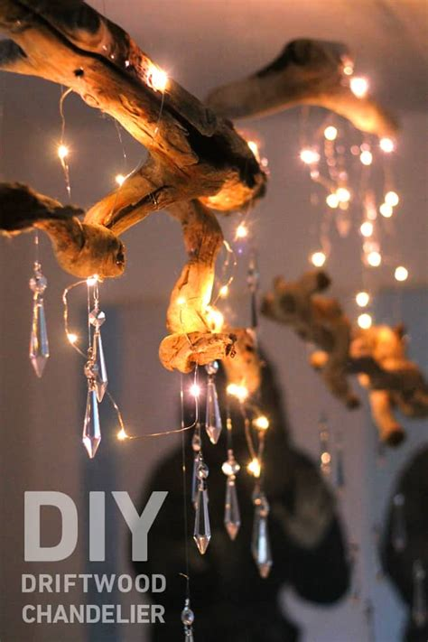 Create a Rustic Ambiance With These 14 Driftwood Projects