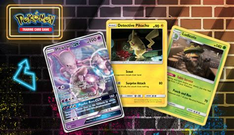 More cards from Pokémon: Detective Pikachu TCG expansion