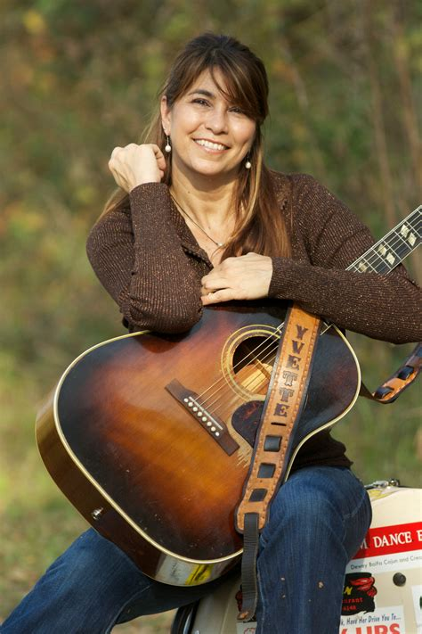 Yvette Landry - Interview and Music - Americana Music Show