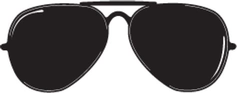 Download Ray Ban Clipart Transparent Background - Aviator