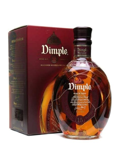 Dimple Whisky 15 Years - DimpleWhisky