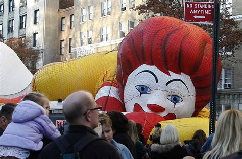 Macy's Thanksgiving Day Parade 2012: America's Favourite
