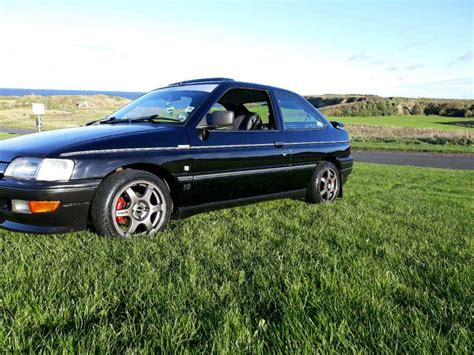 Ford escort mk5 parts only ( cabby orion xr3i rs cosworth