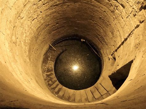 Looking Down a Well in Egypt to Measure the Size of the Earth