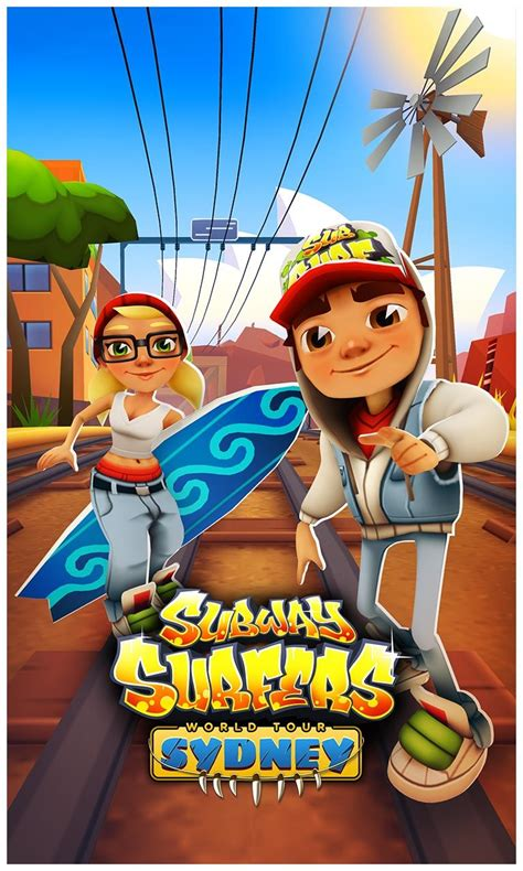 Subway Surfers Game Updated With Australia Visuals In