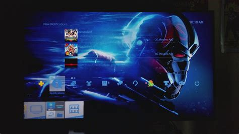 Star Wars Battlefront II PlayStation 4 PS4 Theme - YouTube