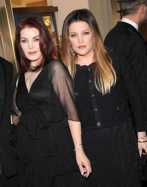 Priscilla Presley on How She Taught Lisa Marie Presley