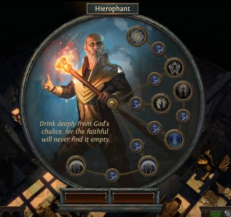New Path of Exile Ascendancy Buffs   Esports Edition