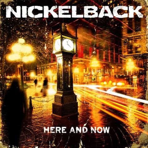 Album Review | Nickelback - Here And Now | The Void Magazine