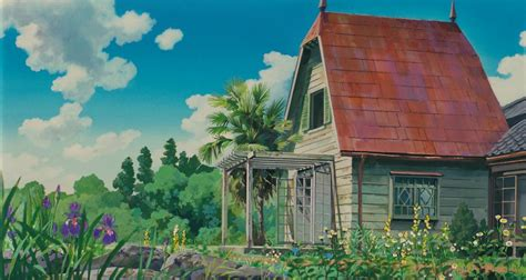 Free Studio Ghibli HD Backgrounds | Page 3 of 3
