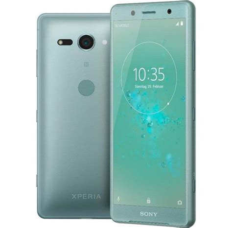 Sony Xperia XZ2 Compact 64GB - Moss Green | I lager | Billig