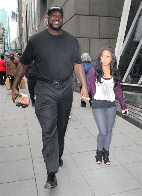 Shaquille O'Neal, Nicole Alexander - Shaquille O'Neal