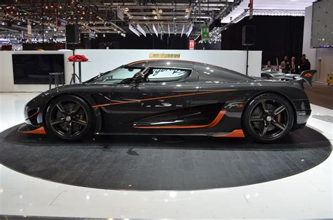 Geneva 2015: Koenigsegg Agera RS Debuts - The Truth About Cars