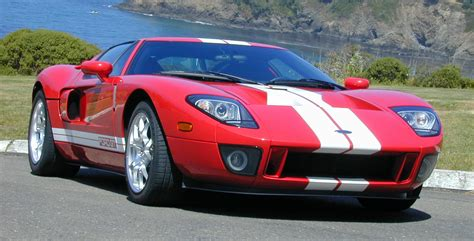 My Second Drive In The 2005 Ford GT – Karl on Cars