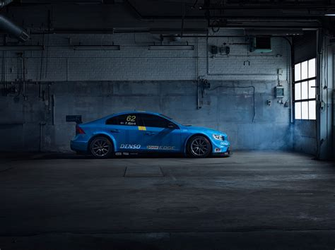 The WTCC challenge starts this weekend for Polestar Cyan