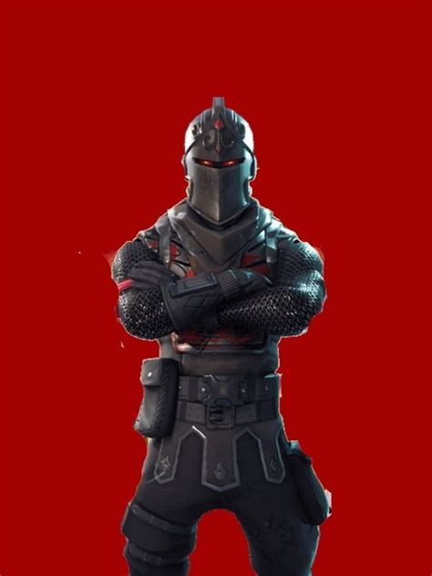 Number 2: The second best skin in Fortnite BR is the Black
