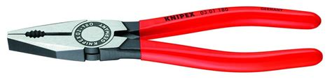 Knipex 0301180 Combination Pliers, 7