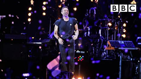 Coldplay performs A Sky Full Of Stars at BBC Music Awards