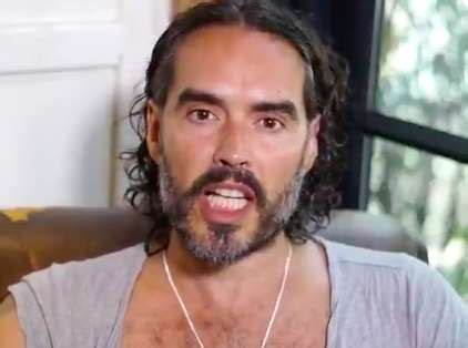 Russell Brand criticised for 'mansplaining feminism' in