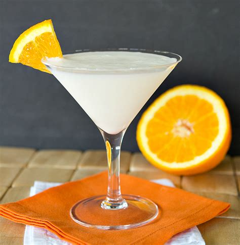 Creamsicle Cocktail | The Drink Kings