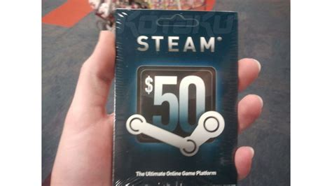Gamestop to start selling Steam gift cards