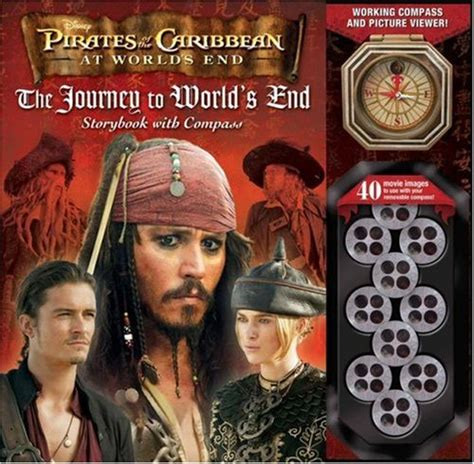 Look and Find: Pirates of the Caribbean, At Worlds End
