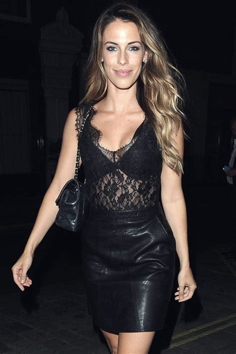 Jessica Lowndes at the Chiltern Firehouse - Leather