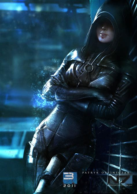 This Guy Makes the Best Mass Effect Fan Art Ever - Overmental