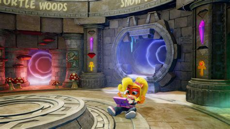 Coco Bandicoot trailer for N