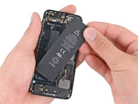 How to replace your iPhone 5 battery - iFixit Repair Guide