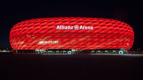 Allianz Arena - Up to 500 persons - fiylo