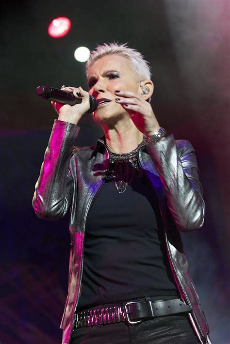 Marie Fredriksson Photos Photos - Roxette Performs In
